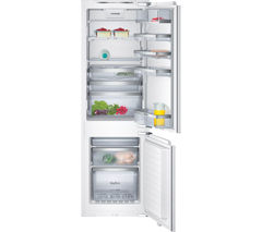 SIEMENS KI34NP60GB Integrated 60/40 Fridge Freezer
