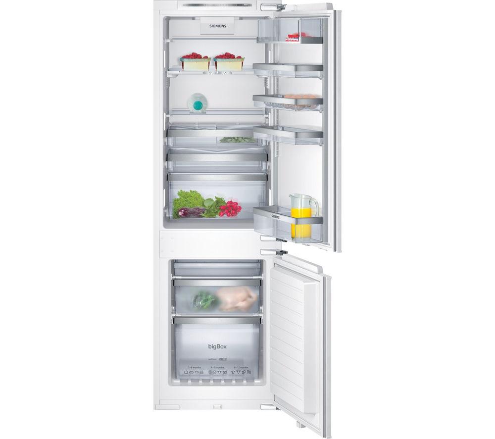 buy cheap integrated fridge freezer compare fridge. Black Bedroom Furniture Sets. Home Design Ideas