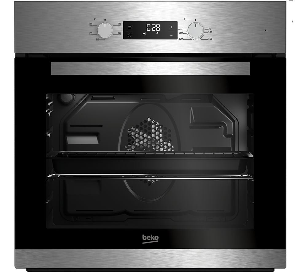 BEKO  BXIF243X Electric Oven  Stainless Steel Stainless Steel