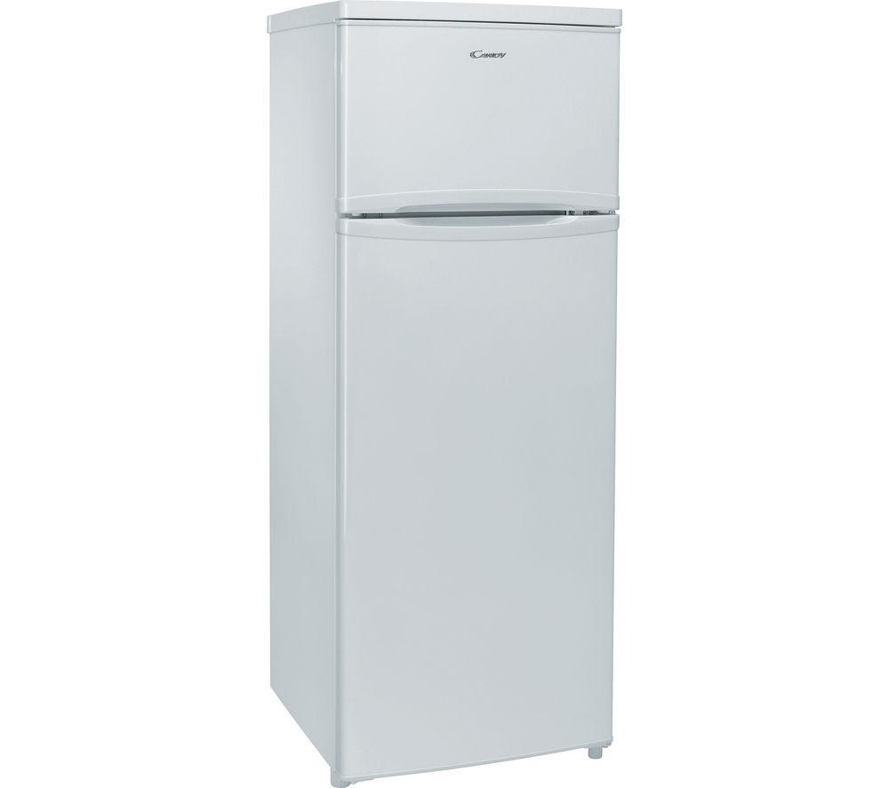 Image of CANDY CTSE5142W Fridge Freezer - White, White