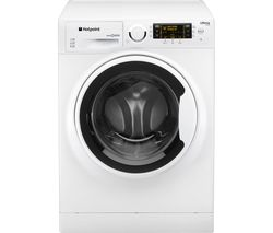 HOTPOINT Ultima RPD 8457 J UK/1 Washing Machine - White