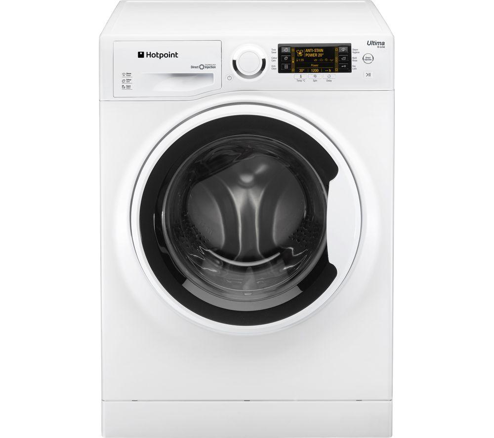 HOTPOINT  Ultima RPD 8457 J UK1 Washing Machine  White White