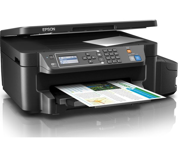 Epson Ecotank Et 3600 All In One Wireless Inkjet Printer
