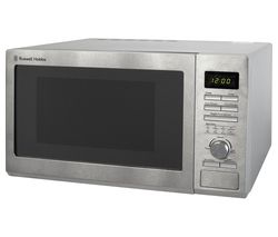 RUSSELL HOBBS RHM2563 Solo Microwave - Stainless Steel