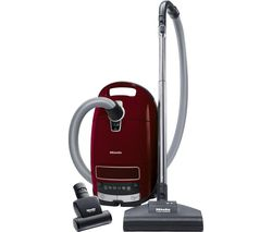 MIELE Complete C3 Cat & Dog PowerLine Turbo Cylinder Vacuum Cleaner - Red