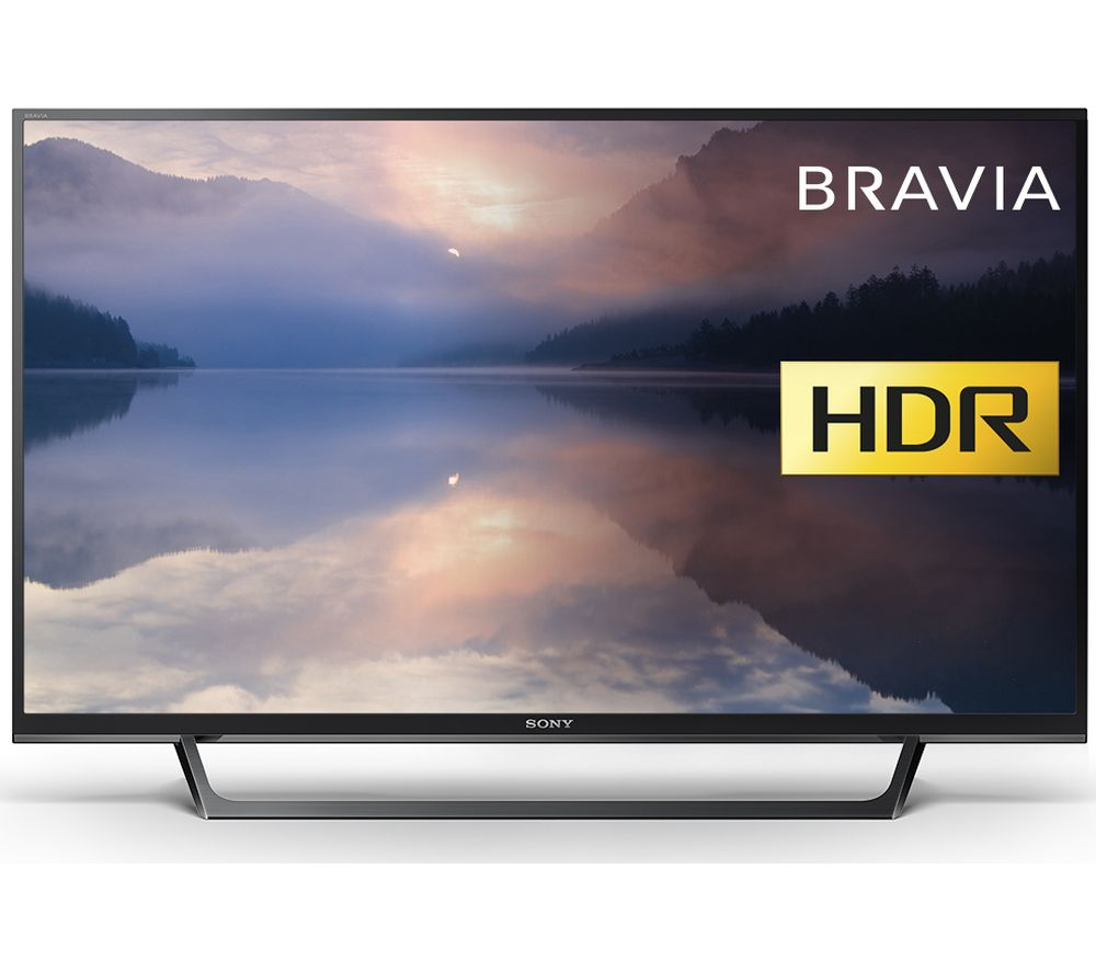 sony bravia kdl40re453bu 40 led tv deals pc world. Black Bedroom Furniture Sets. Home Design Ideas