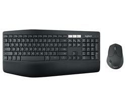 LOGITECH Performance MK850 Wireless Keyboard & Mouse Set