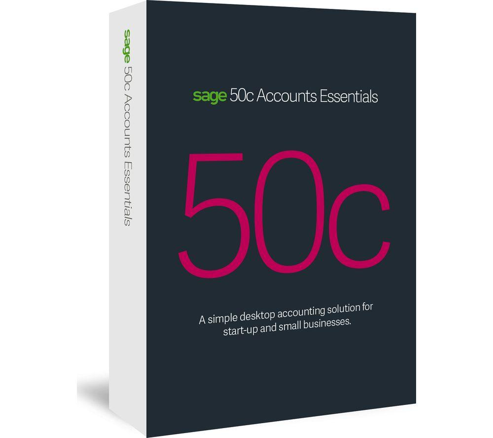 SAGE 50c Accounts Essentials