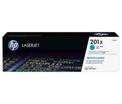 HP 201X Cyan Toner Cartridge