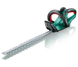BOSCH AHS 60-26 Electric Hedge Trimmer - Green & Black