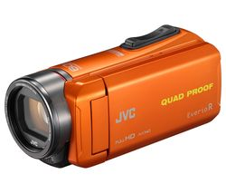JVC GZ-R435DEK Camcorder - Orange