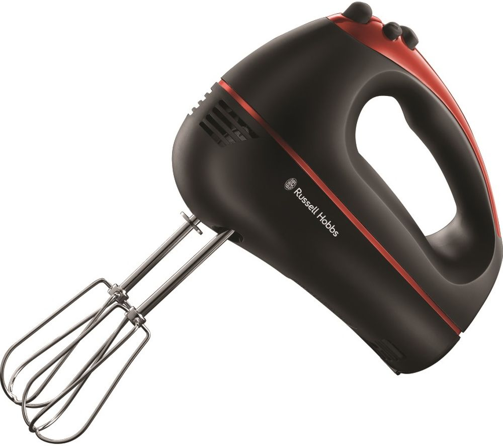 Small Hand Mixer ~ Buy russell hobbs desire hand mixer black free