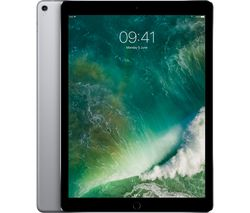 "APPLE 12.9"" iPad Pro - 64 GB, Space Grey (2017)"