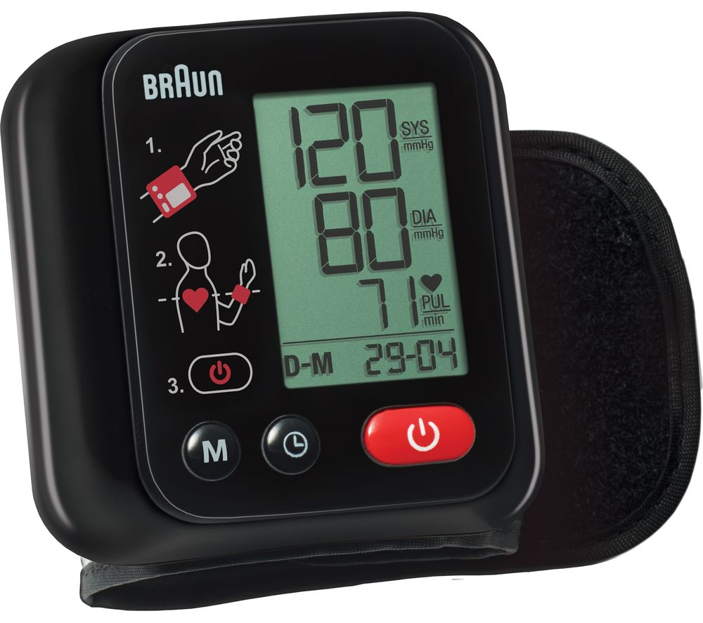Image of BRAUN ExactFit 5 BP6200 Upper Arm Blood Pressure Monitor, Braun