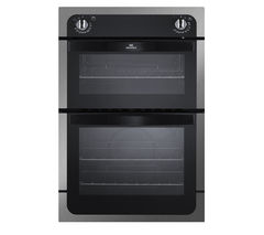 NEW WORLD NW901DO Electric Double Oven - Stainless Steel