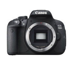 CANON EOS 700D DSLR Camera - Body Only