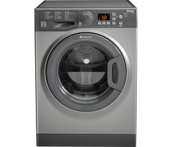 HOTPOINT Smart WMFUG942GUK Washing Machine - Graphite