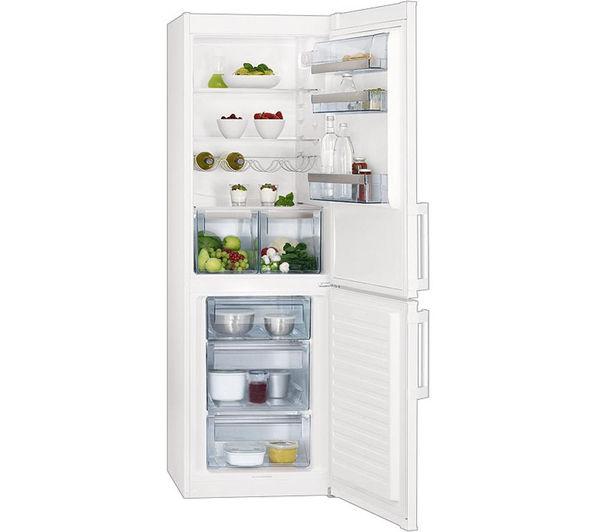 Aeg S53630CSW2 Fridge Freezer   White, White