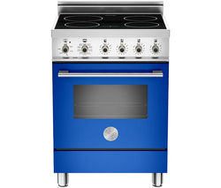 BERTAZZONI Professional 60 X60INDMFEBL Electric Induction Cooker - Blue