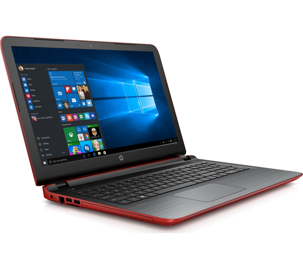 HP Pavilion 15ab045sa 15.6 Laptop  Red Red