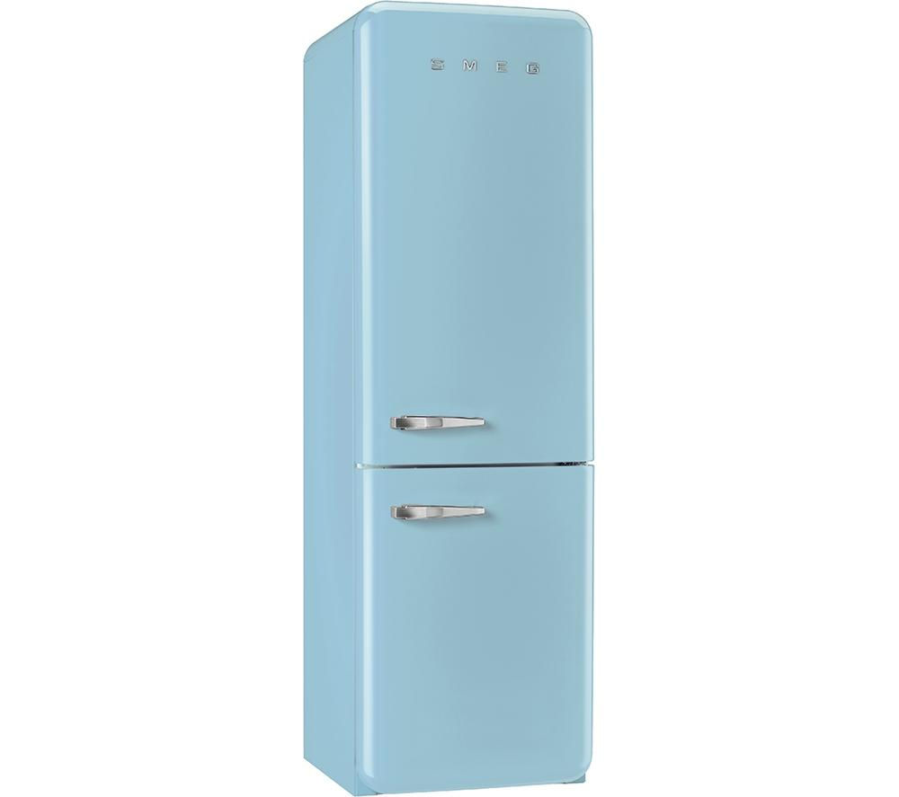 SMEG FAB32RNA Fridge Freezer - Pastel Blue