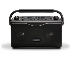 ROBERTS ECO4BT Portable DAB+/FM Bluetooth Radio – Black