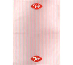 TALA Originals Tea Towel - Pink Candy Stripes