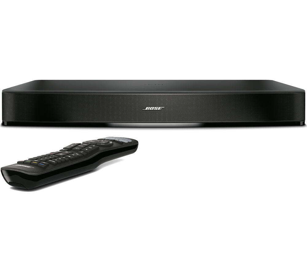 Image of BOSE Solo 15 Series II Soundstage, Black