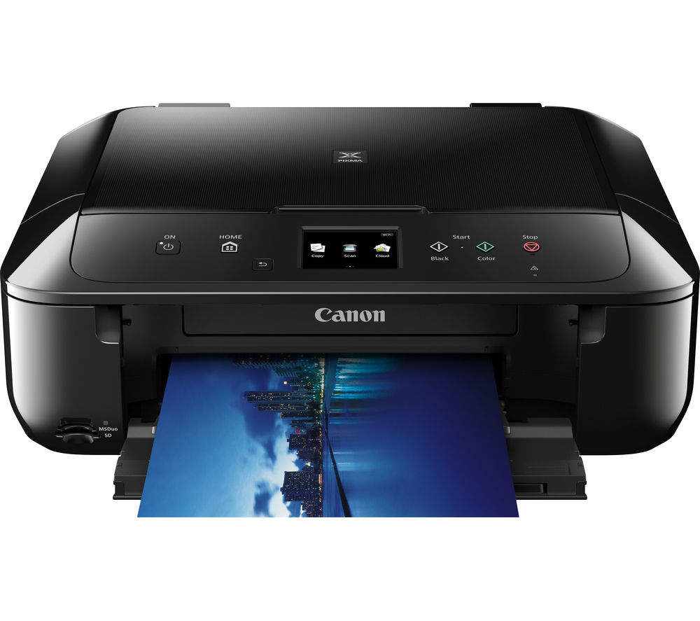 CANON  PIXMA MG6850 All-in-One Wireless Inkjet Printer +  PGI-570XL BK Black Ink Cartridge