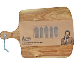 JAMIE OLIVER Cheese Board Serving Set