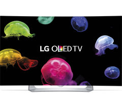 "LG 55EG910V Smart 3D 55"" Curved OLED TV"