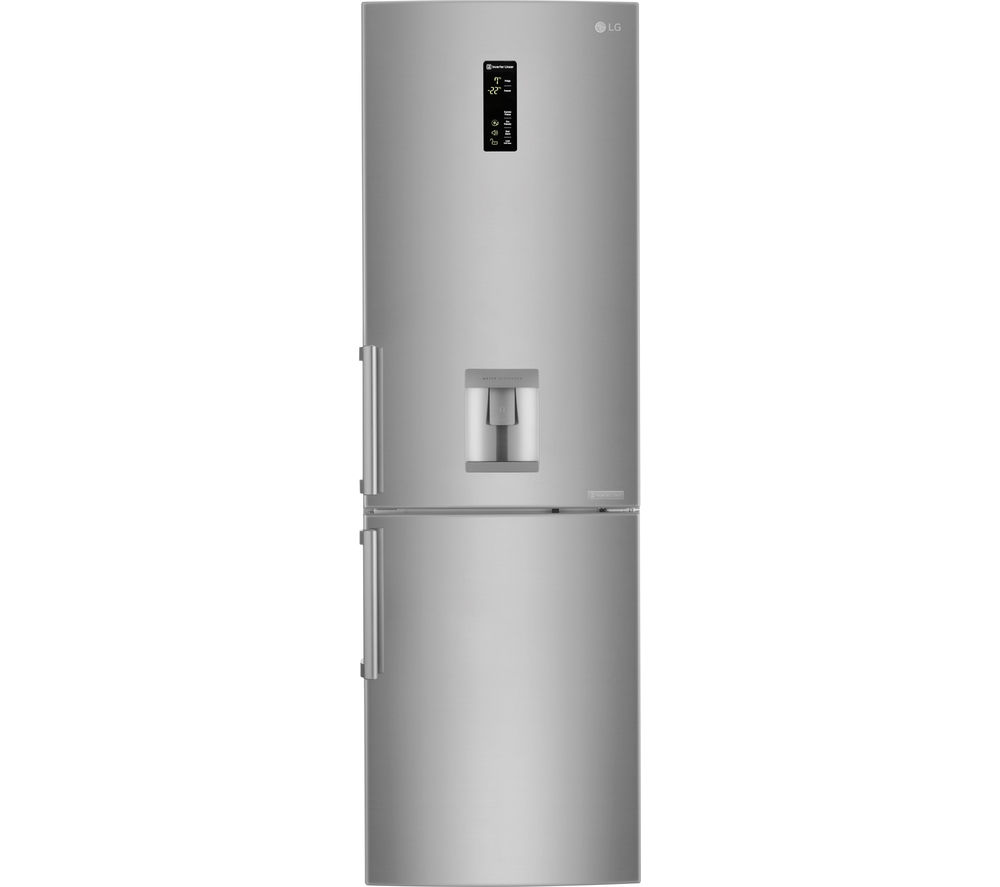 LG  GBF59NSKZB Fridge Freezer  Stainless Steel Stainless Steel
