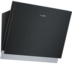 BOSCH DWK068G61B Chimney Cooker Hood - Black