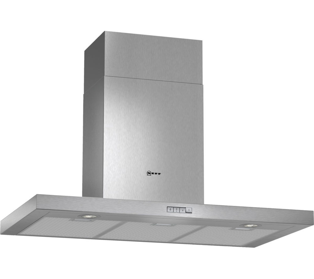 NEFF  D79SR22N0B Chimney Cooker Hood  Stainless Steel Stainless Steel