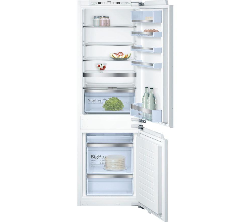 BOSCH  KIN86AD30G Integrated Fridge Freezer