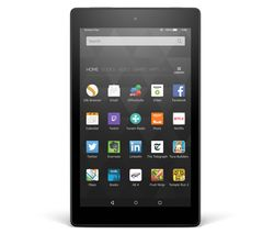 AMAZON Fire HD8 - 16 GB, Black