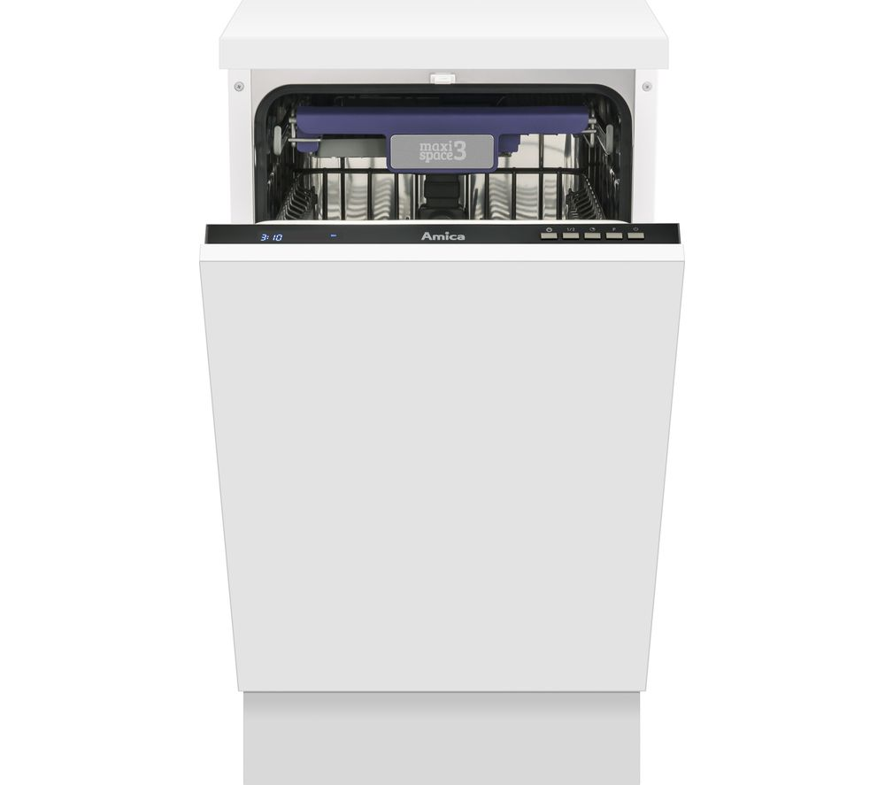 AMICA  ZIM466E Fullsize Integrated Dishwasher