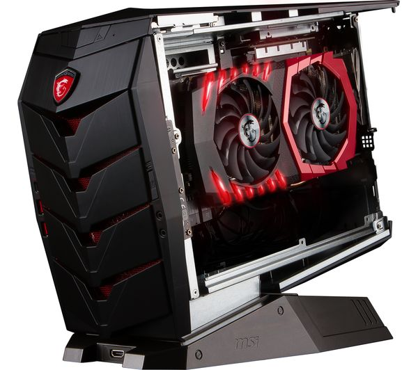 msi aegis 204eu gaming pc deals pc world. Black Bedroom Furniture Sets. Home Design Ideas