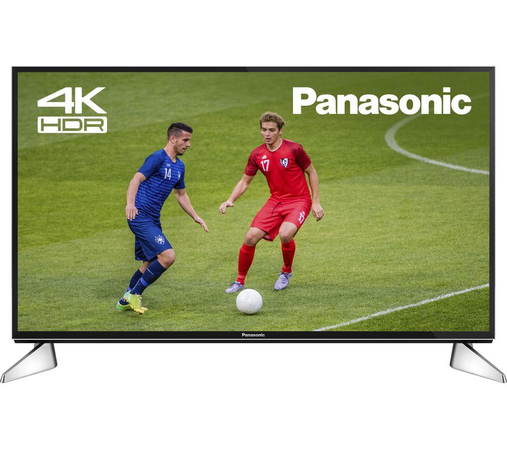 65  PANASONIC VIERA TX65EX600B  Smart 4K Ultra HD HDR LED TV