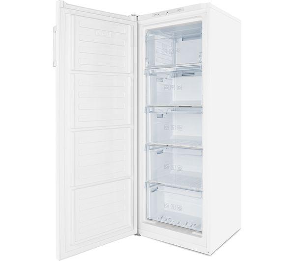 Buy Beko Fxfp1545w Tall Freezer White Free Delivery