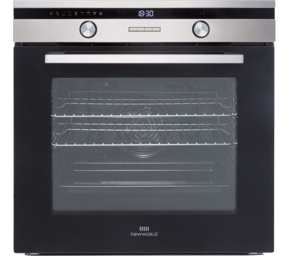 NEW WORLD Suite 60MF SS Electric Oven - Stainless Steel