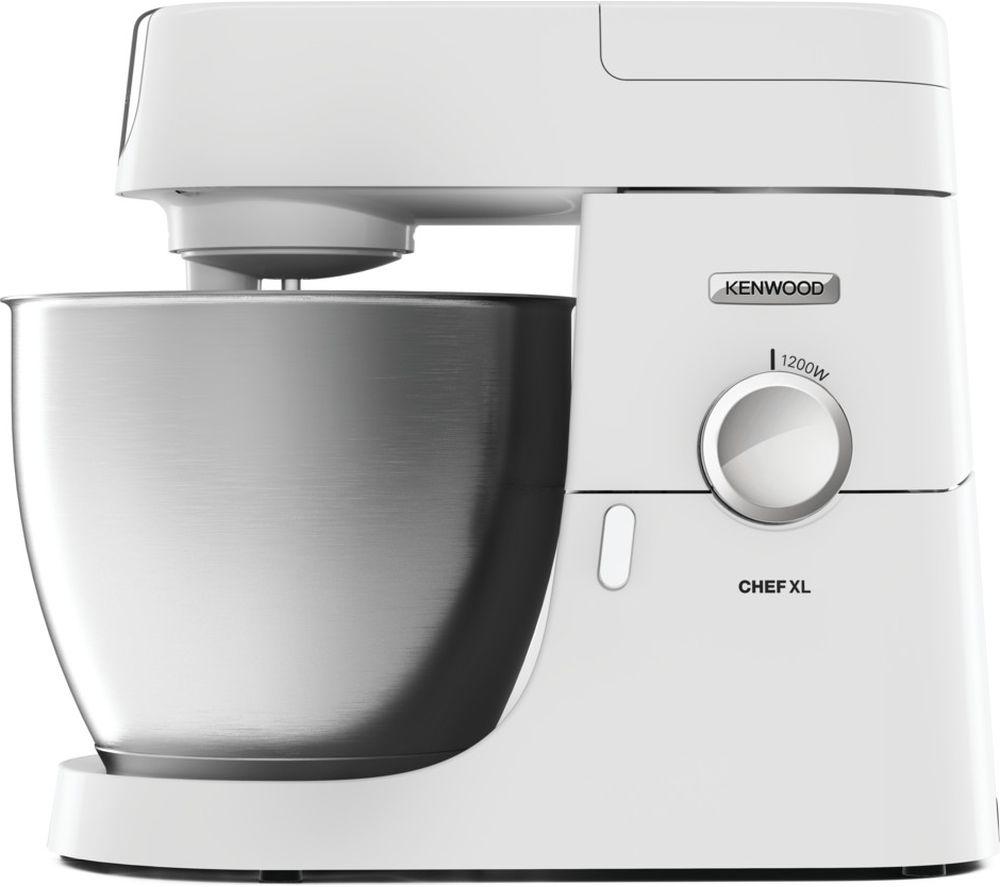Buy KENWOOD Premier Chef XL KVL4100W Stand Mixer