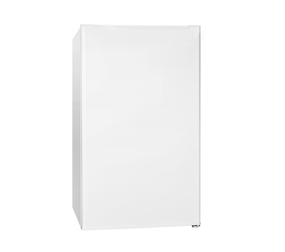 ESSENTIALS CUR50W12 Undercounter Fridge - White + Select DSX83410W Heat Pump Tumble Dryer - White