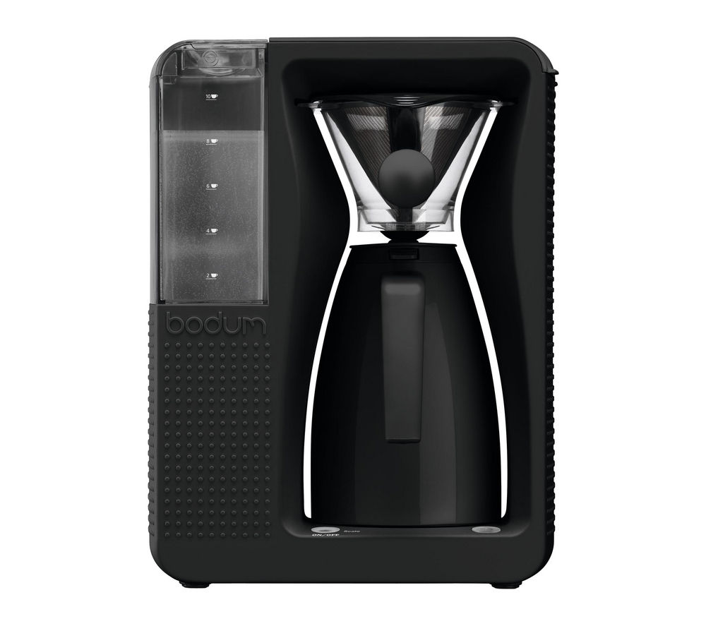BODUM Bistro Pour Over Coffee Maker - Black
