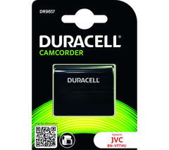 DURACELL DR9657 Lithium-ion Rechargeable Camcorder Battery