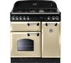 RANGEMASTER Classic 90 Gas Range Cooker - Cream & Chrome