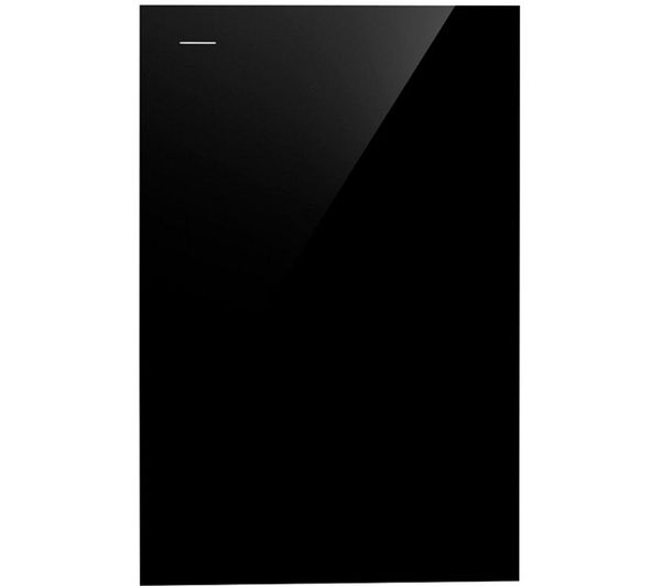 SEAGATE Backup Plus External Hard Drive – 4 TB, Black
