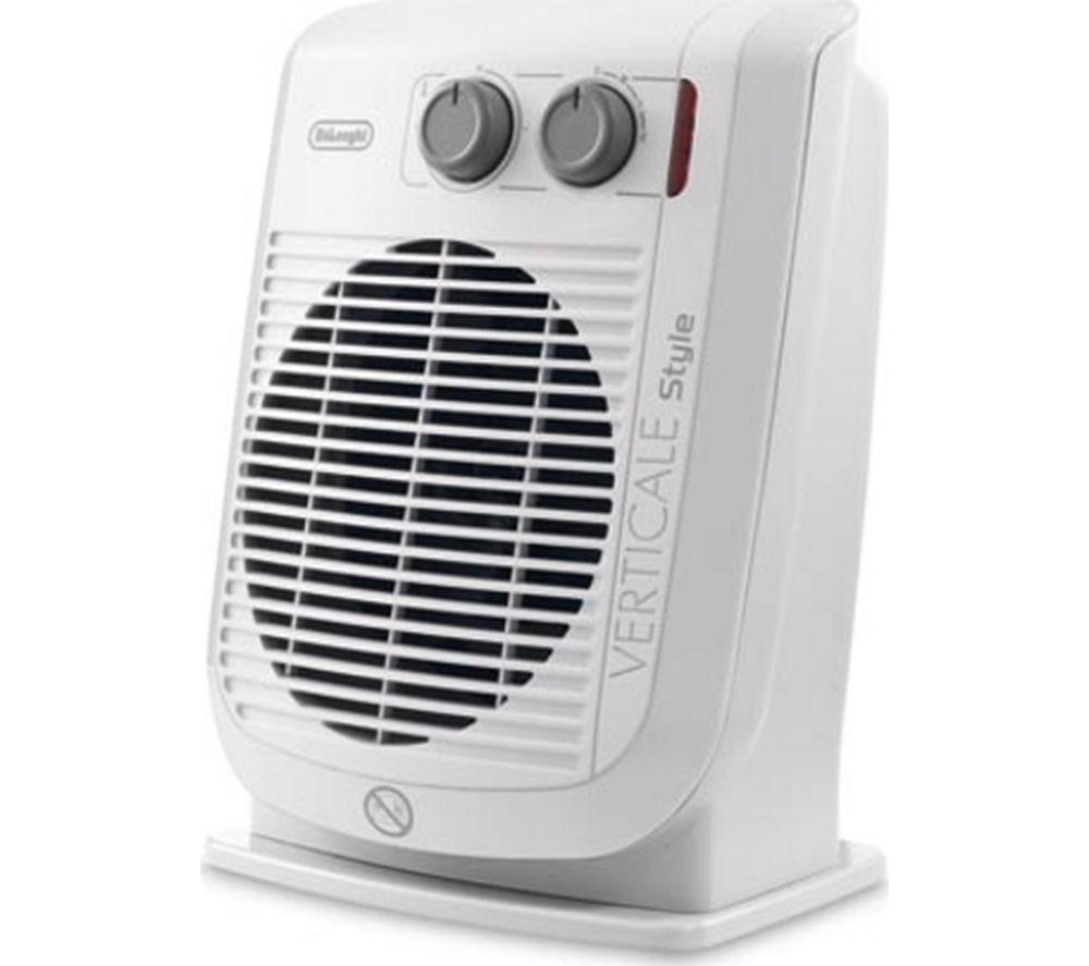 delonghi hvf3033 fan heater compare prices at foundem. Black Bedroom Furniture Sets. Home Design Ideas