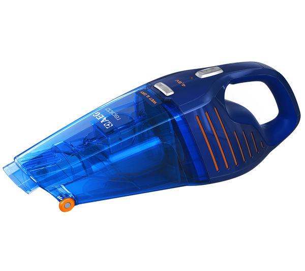 Image of AEG Rapido AG5104WD Wet & Dry Handheld Vacuum Cleaner - Deep Blue
