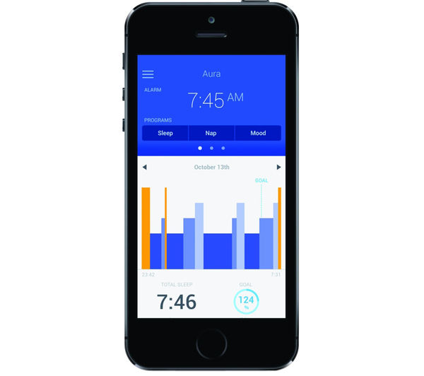 withings aura smart sleep system deals pc world. Black Bedroom Furniture Sets. Home Design Ideas